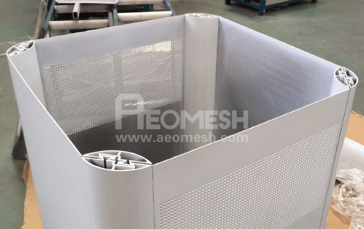 Customized Perforated Mesh