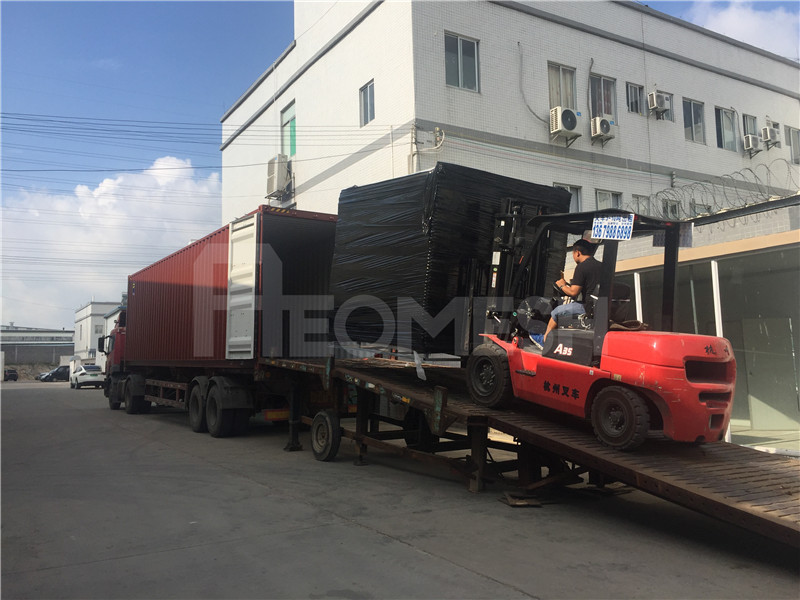 Customized Temporary Fence shipment to Newzealand